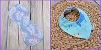 Новые полотенца для гигиены малыша и слюнявчики для детей