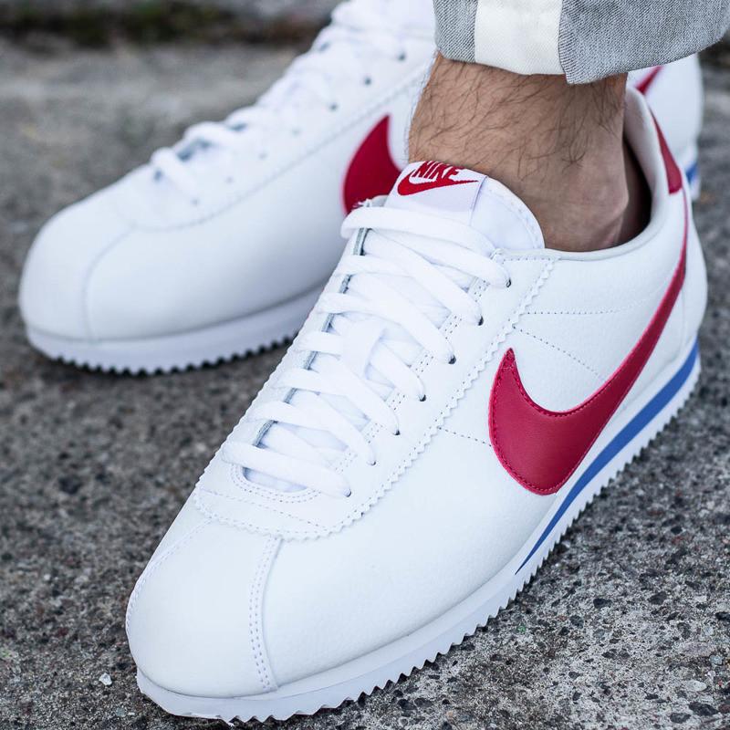 low cost 37141 f051e Оригинальные мужские кроссовки Nike Classic Cortez Leather