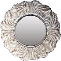 Зеркало навесное Пудра круглое TM Embawood, фото 1