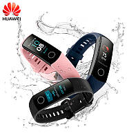 Фитнес-браслет Huawei Honor Band 4 с цветным 0,95 дюймовым AMOLED экраном