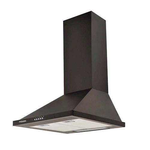 Вытяжка кухонная купольная PYRAMIDA KH 60 (1000) black