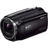 Видеокамера Sony HDR-CX620 Black
