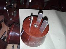 Вилка с плоскими контактамии У-95