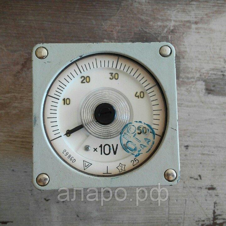 Вольтметр М1420.1 0-500В
