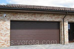 Ворота RYTERNA R40 размер 2500х2000 мм секционные гаражные