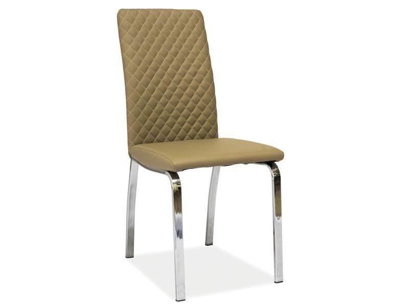 Бежевый стул H-371