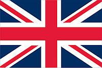 Флаг Великобритании 100х150 см, атлас