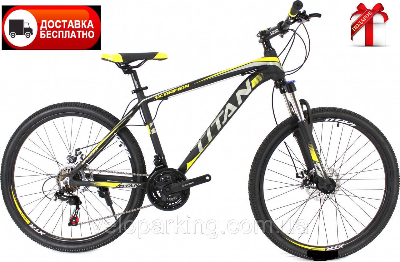 Горный велосипед найнер Titan Scorpion 29 (2019) new