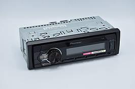 Автомагнитола Pioneer MVH-S110UB елая подсветка поддержка USB флешки с mp3 и FLAC New