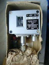 Датчик-реле давления РД2-ом5-01А