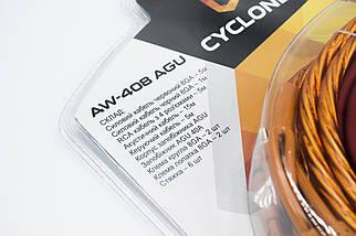 Набор для подключения 4-х канального усилителя Cyclone AW-408 AGU, фото 3