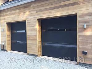 Ворота RYTERNA R40 размер 2700х2300 мм секционные гаражные