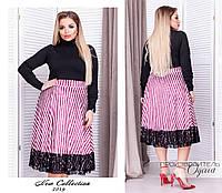 Батальное платье Клеш Butti, фото 1