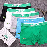 Комплект белья боксеры/хипсы Lacoste в стиле