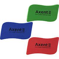Губка для сухостираемых досок Axent Wave магнитная 9804-**_Зеленый