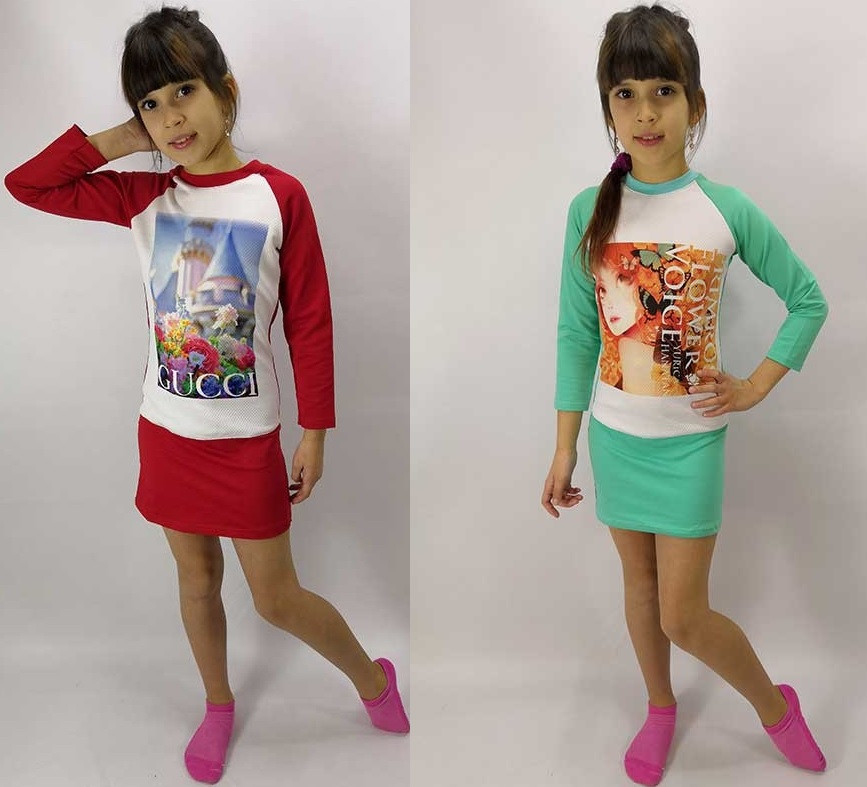 88dd5476e7a Платье для девочек - Интернет магазин детской одежды Полинка. Одежда для  взрослых