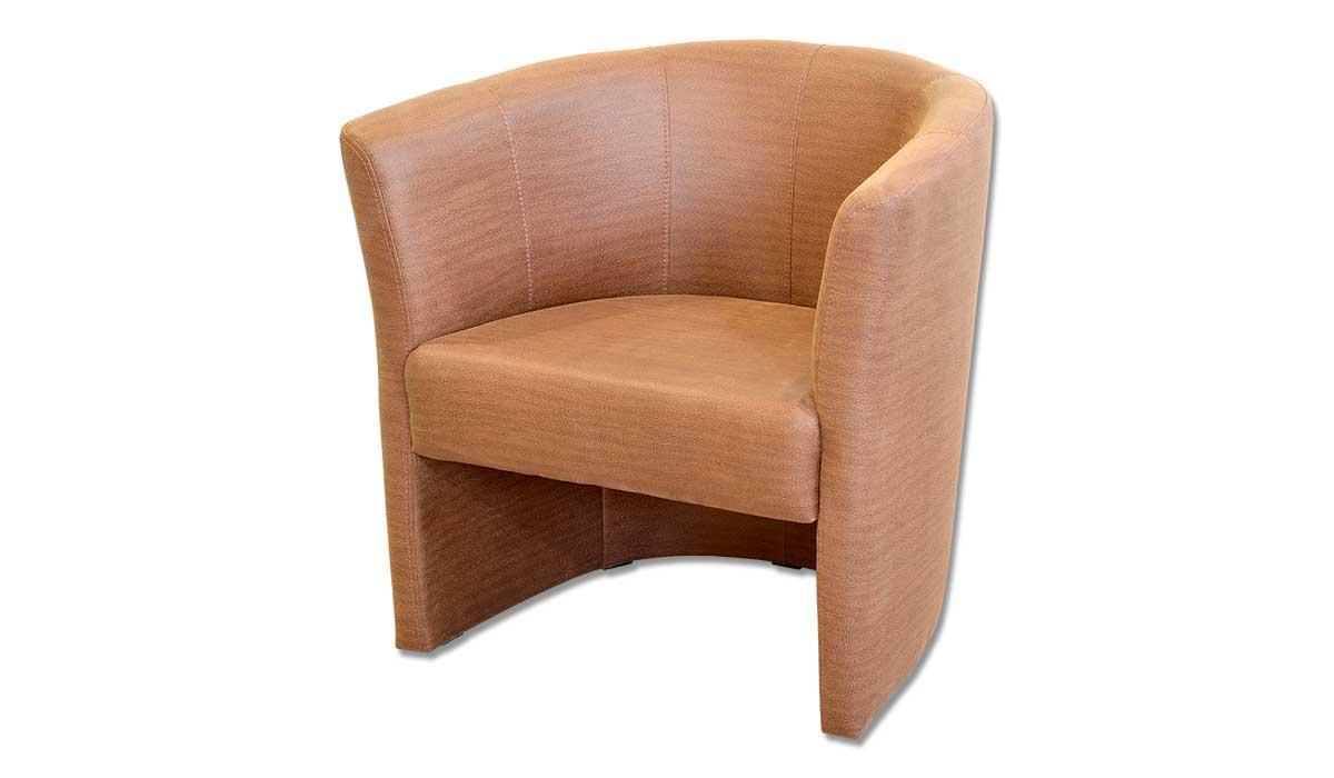 Кресло мягкое Клуб, модерн. Для кафе, баров, ресторанов. Под заказ