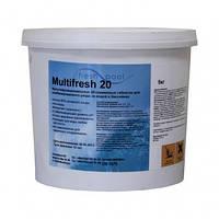 Средство для дезинфекции воды бассейна хлор мультитаб Fresh Pool, 5 кг (в таблетках по 20 гр)