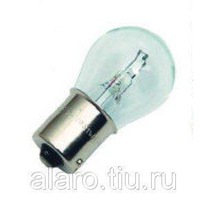 Лампа автомобильная  А24-21-3 P21W (BA15s)