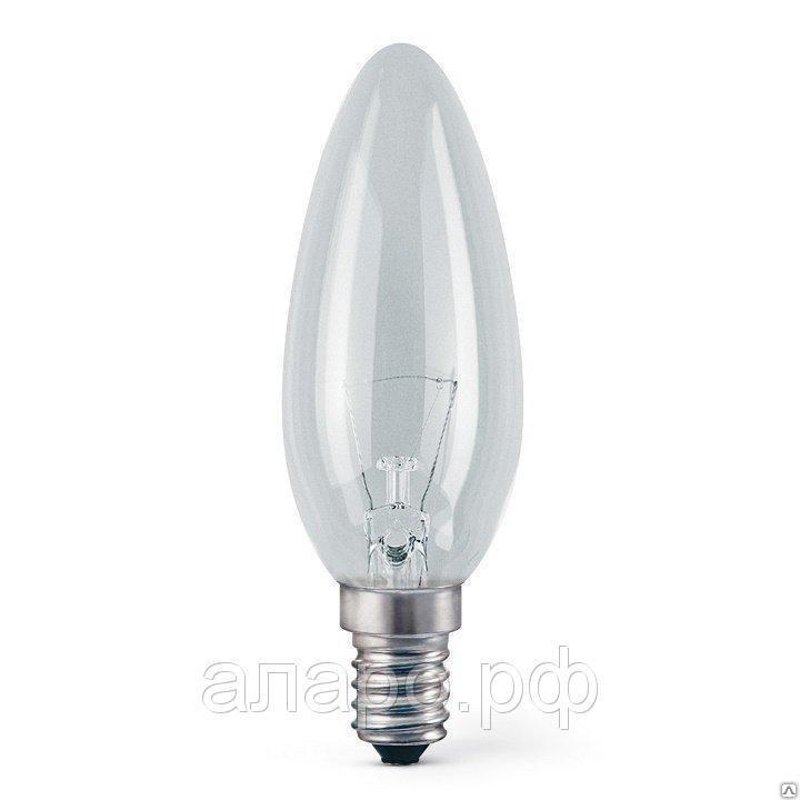 Лампа ДС-220-230-60 (Е14/196/с)
