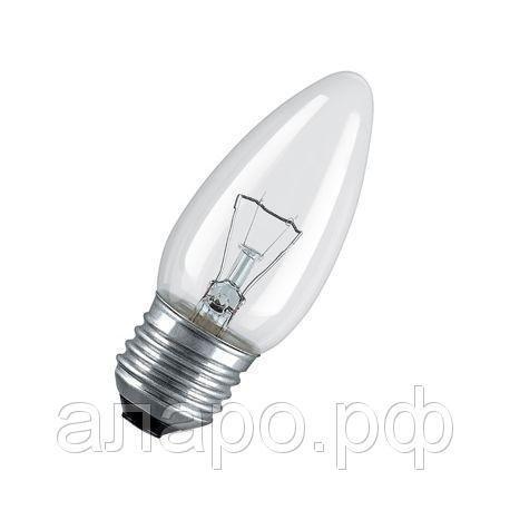 Лампа ДС-230-60 AL (Ц7) (Е14/196/с)