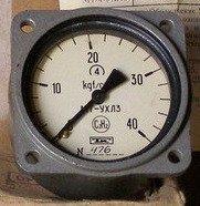 Манометр МТ-УХЛ3 0-60 кгс/см