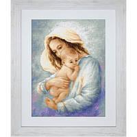 """Набор для вышивания крестом """"Мать и дитя"""""""