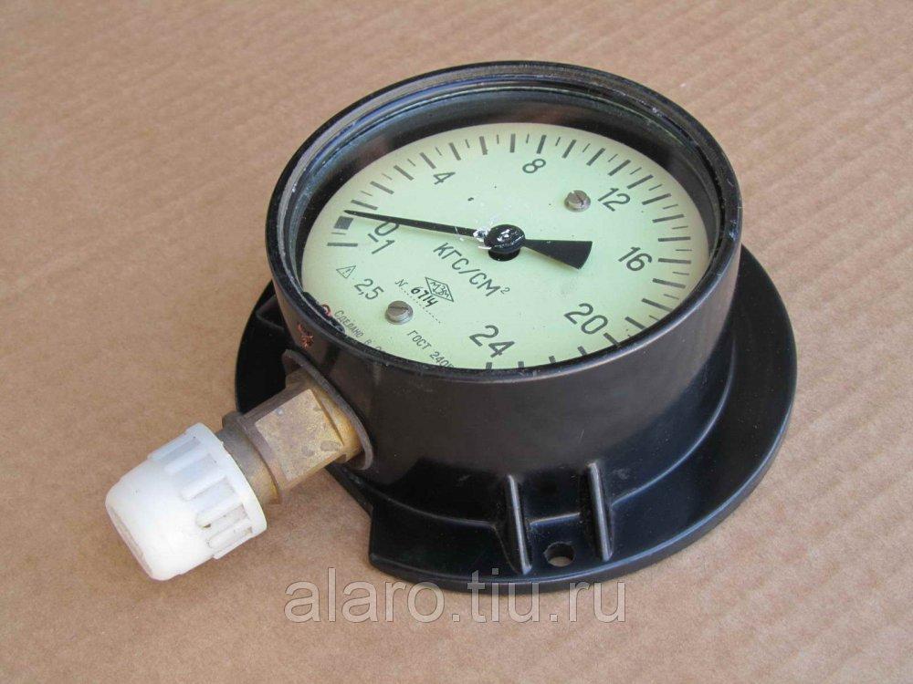 Манометр МТК 0-250 кгс/см2