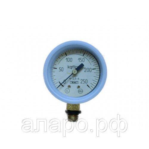 Манометр МТП-1М 160 кгс/см2