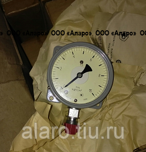 Манометр МТПСд-100ом2 0-4 кгс/см2 фланец