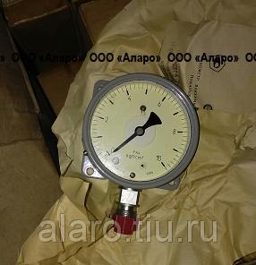 Манометр МТПСд-100ом2 0-6 кгс/см2