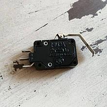 Микропереключатель МИ3А 2А 220В