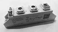 SKKT 107 / 16E електроізольований тиристорно-тиристорний силовий модуль 119A / 1600V (SEMIKRON)