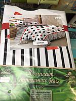 Комплект постельного белья Тирасполь 100% хлопок сублимация ТД-72