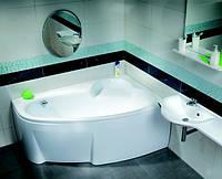Ванна акриловая Ravak Asymmetric 160х105 правосторонняя