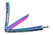 Нож бабочка балисонг Танто Petrol, фото 2