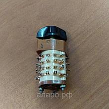 Поворотний перемикач П2Г3-12П2Н