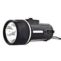 Ручной фонарик c магнитом STF-15628 Черный (hub_oGsk46464)