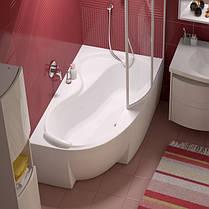 Ванна акриловая Ravak Rosa 95 160х95 правосторонняя, фото 3