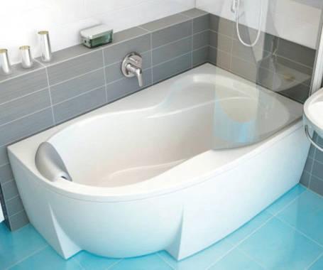 Ванна акриловая Ravak Rosa 95 160х95 правосторонняя, фото 2