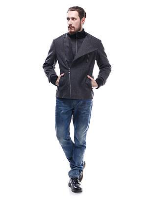 Куртка мужская из кашемира Косуха довяз елка