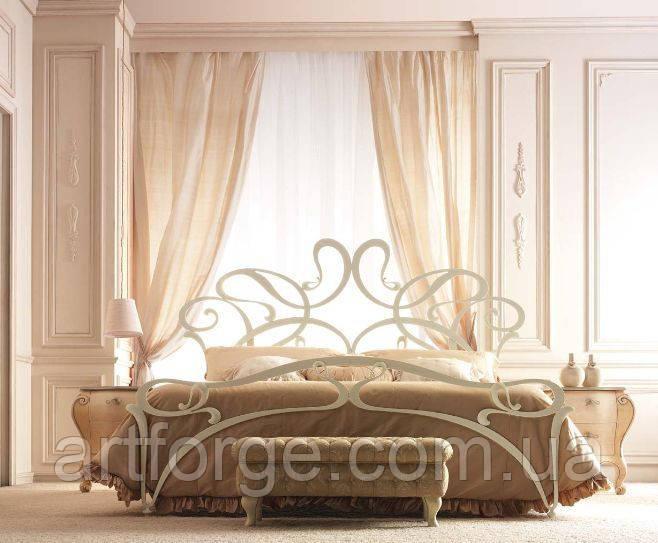 Кованая кровать - ИК 030