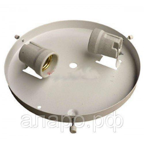 Светильник НПО-22-2х60-200 ф210 б/с 10130