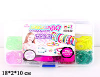 Резиночки для плетения браслетов loom bands