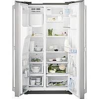 Холодильник side by side с морозильником Electrolux EAL6140WOU