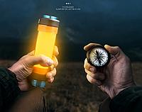 Фонарик многофункциональный (лампа, сигнальные огни, против комаров), фото 4