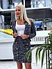 Элегантный юбочный костюм из облегченного букле / 3 цвета арт 8396-613 , фото 2