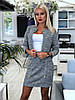 Элегантный юбочный костюм из облегченного букле / 3 цвета арт 8396-613 , фото 10
