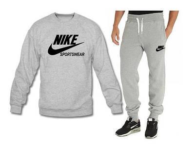Мужской спортивный костюм Nike DN-123