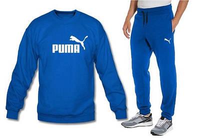 Мужской спортивный костюм Puma DN-127